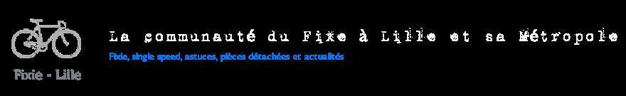 Vélos et Fixies à Lille