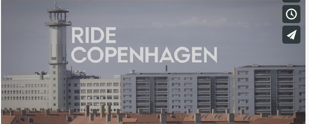 Copenhagen bike messengers – Bike Freedom