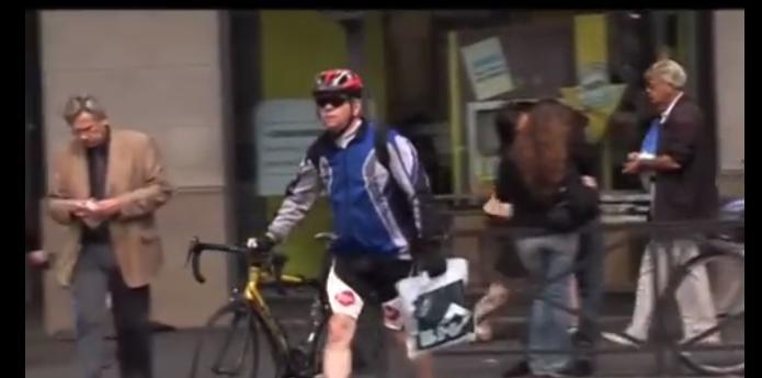 Le vélo dans la ville
