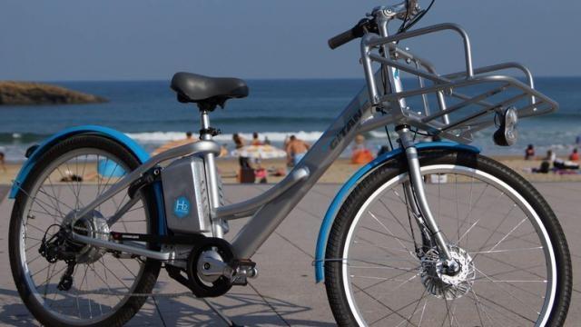 Alter, un vélo (électrique) qui roule tout seul