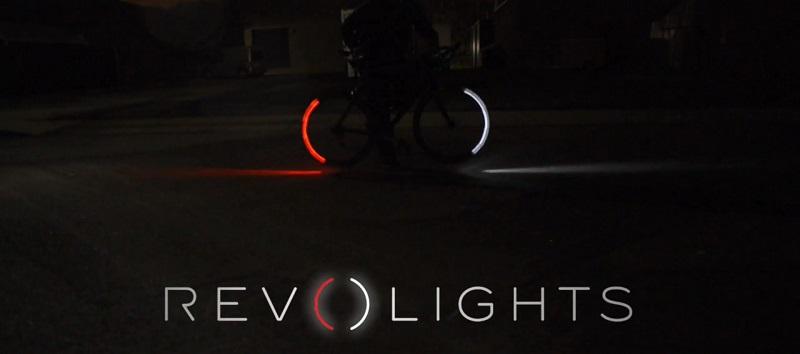 Revolight – révolutionner votre éclairage de vélo