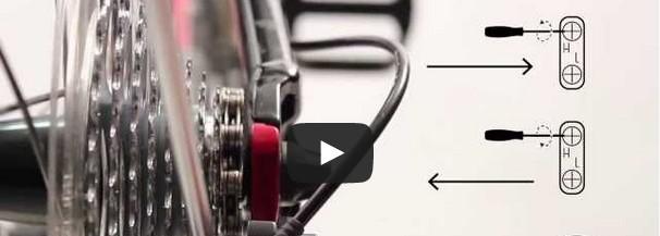 [Tuto] Réglage dérailleur vélo