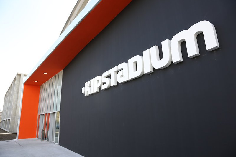 Kipstadium, temple du sport collectif