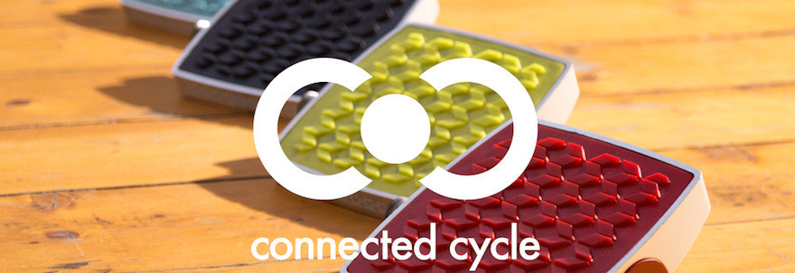 Pédale vélo connecté – Connected Cycle