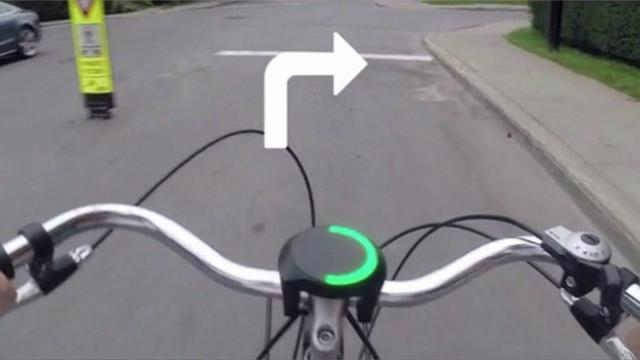 SmartHalo gadget Kickstarter par CycleLabs