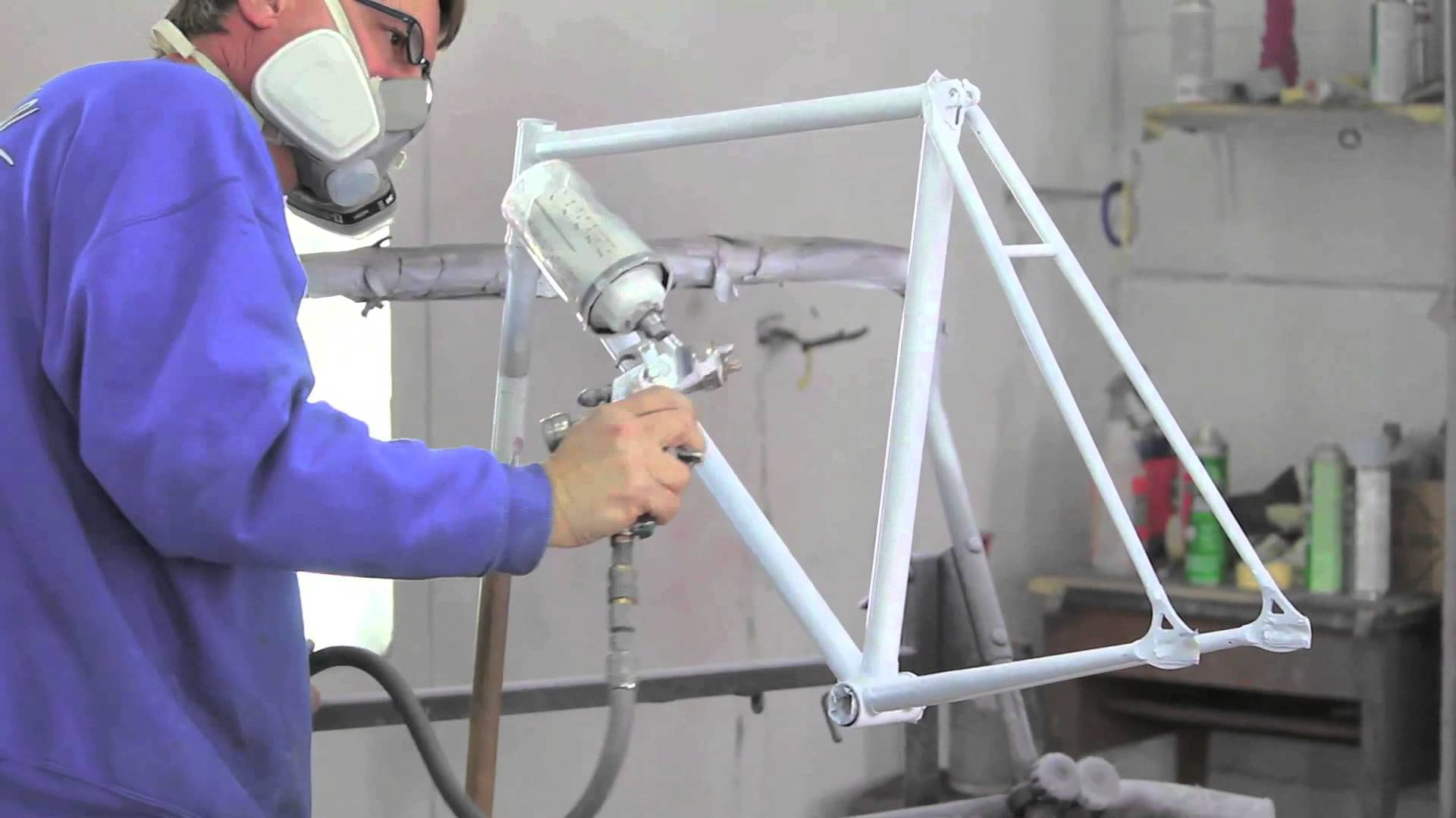 Décaper son vélo en 3 vidéos