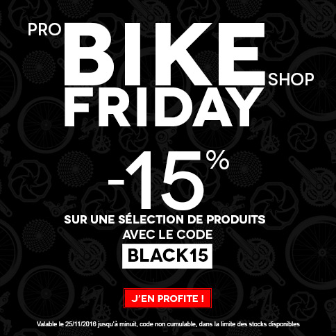Probike shop lance le Black Friday !