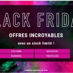 Wiggle aussi pour le Black Friday Cycling