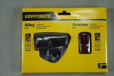Le paquet Kryptonite Alley F-275