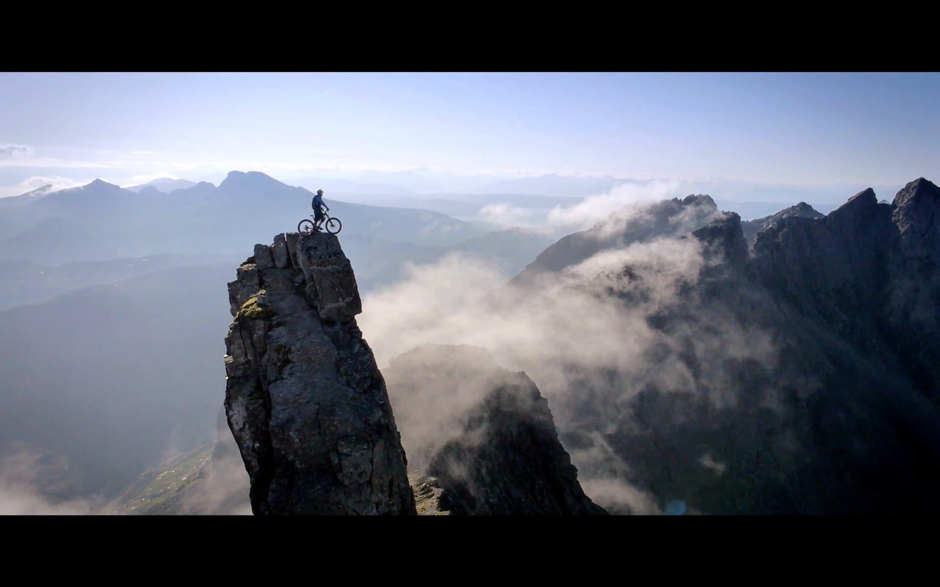 Danny Macaskill: The Ridge – Grosse vidéo