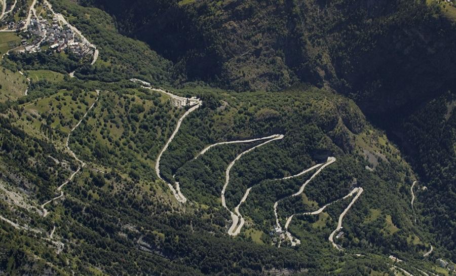 Etape du Tour de France de montagne : L'Alpe d'Huez