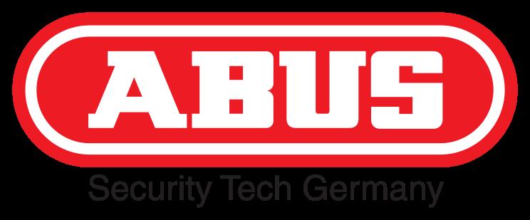 Logo de la marque ABUS : antivol et sécurité vélo