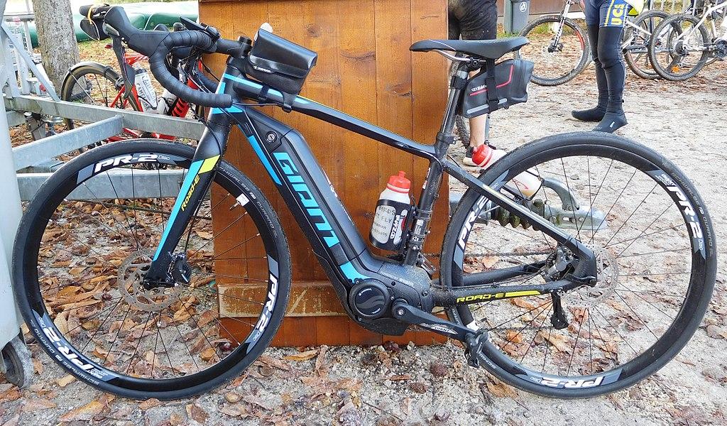 Vélo électrique français