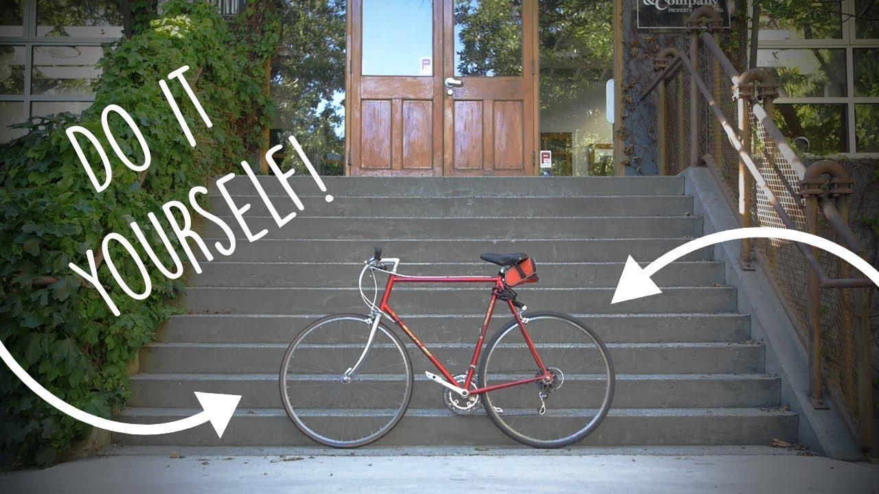 My New (old) Bike